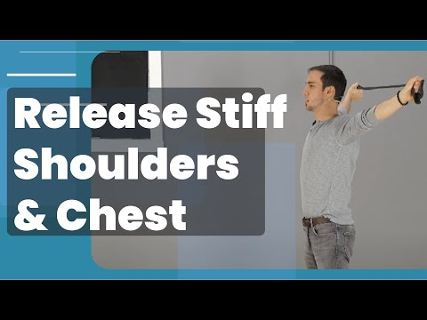 Stretch Stiff Shoulders and Chest (Do This Daily)