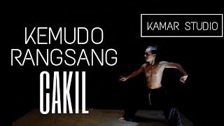 TARI CAKIL EBEG JAVANESE CLASSICAL DANCE COVER LAGU KEMUDO RANGSANG || KAMAR STUDIOS
