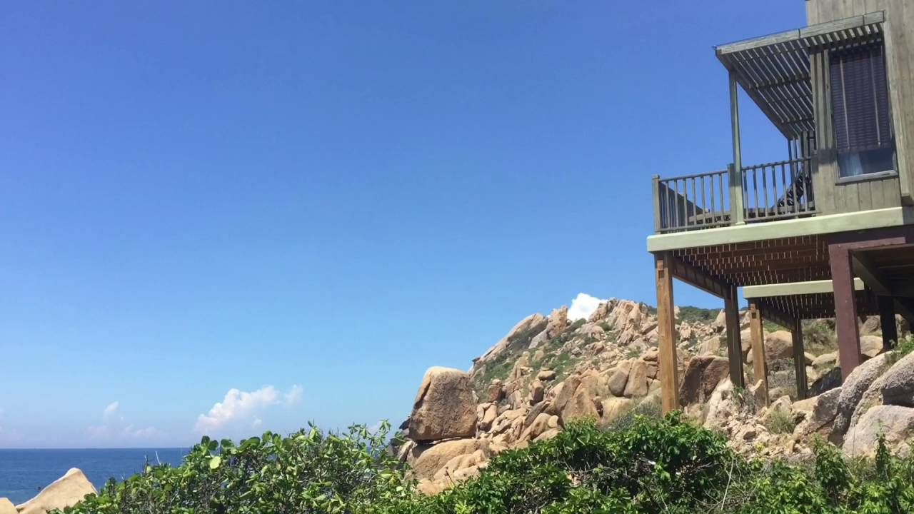 Anami Resort Binh Ba, biet thu dep nhat binh ba, thien duong nghi duong binh ba, noi don binh minh