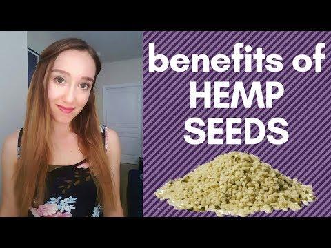 Amazing Benefits of Hemp Seeds