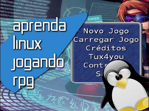 Aprenda Linux Jogando RPG - Genesis