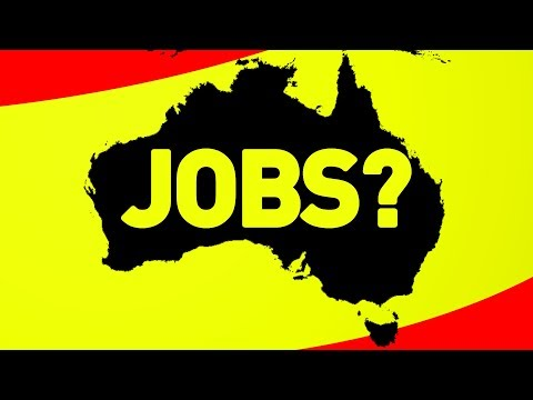 Why It's Hard To Find A Good Job In Australia