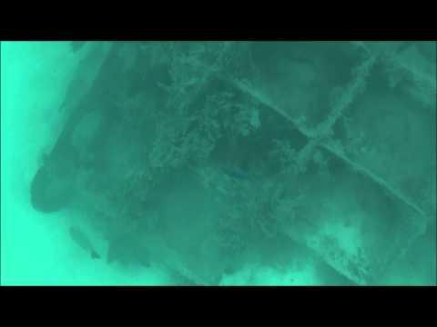 Rare WWII wreck in Butaritari, Kiribati