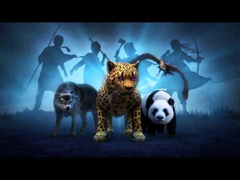 Spirit Animals Series Trailer