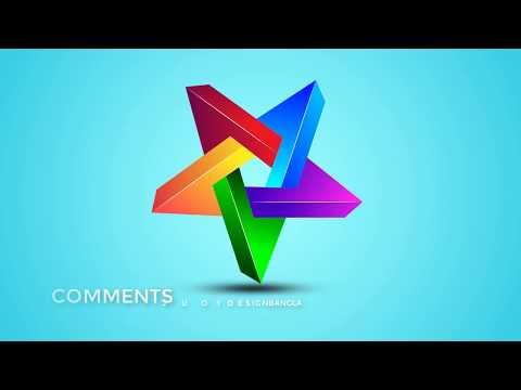 Colorful Star Logo Design in Adobe illustrator CC | Ju Joy Design Bangla
