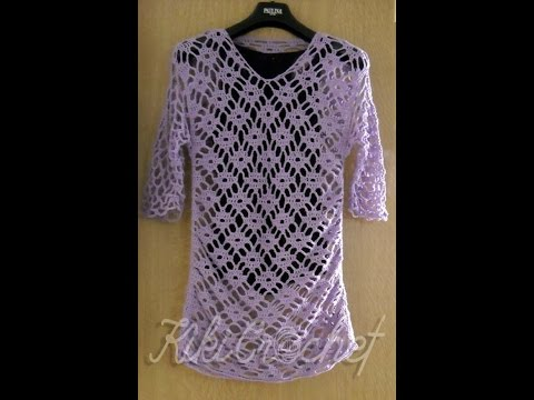 895bcf7f9fb0 Πλεκτη Φρουφρουδενια Φουστα / Crochet Sashay Skirt (english subs ...