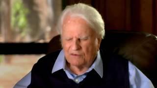 Ultima Mensagem de Billy Graham na TV