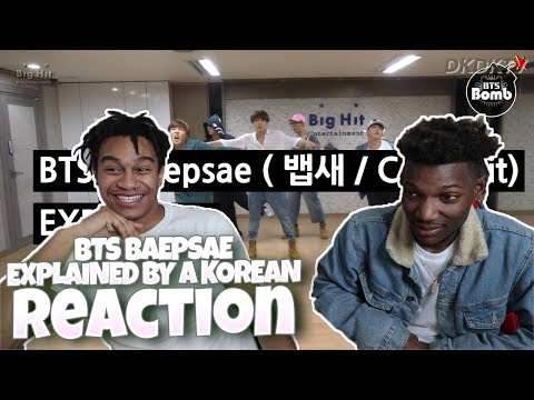 Download Bts Baepsae 뱁새 Crow Tit Explained By A Korean