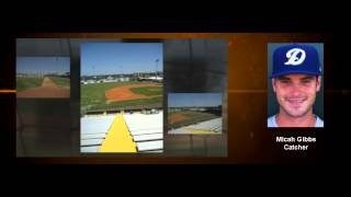 Daytona Cubs Baseball - Jackie Robinson Ballpark - 2013 Season Begins April 4th vs Brevard Manatees