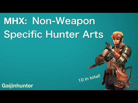 MHX: Common Hunter Art Showcase