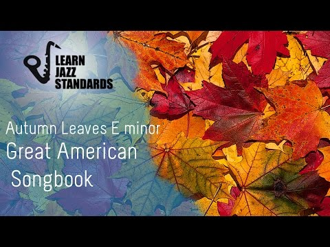 Autumn Leaves Em (Play-Along)