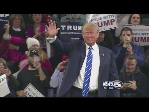 Trump Dominates News 5 Alabama Republican Poll