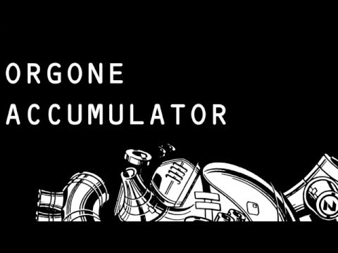 Sounds from Neutron Sound Orgone Accumulator