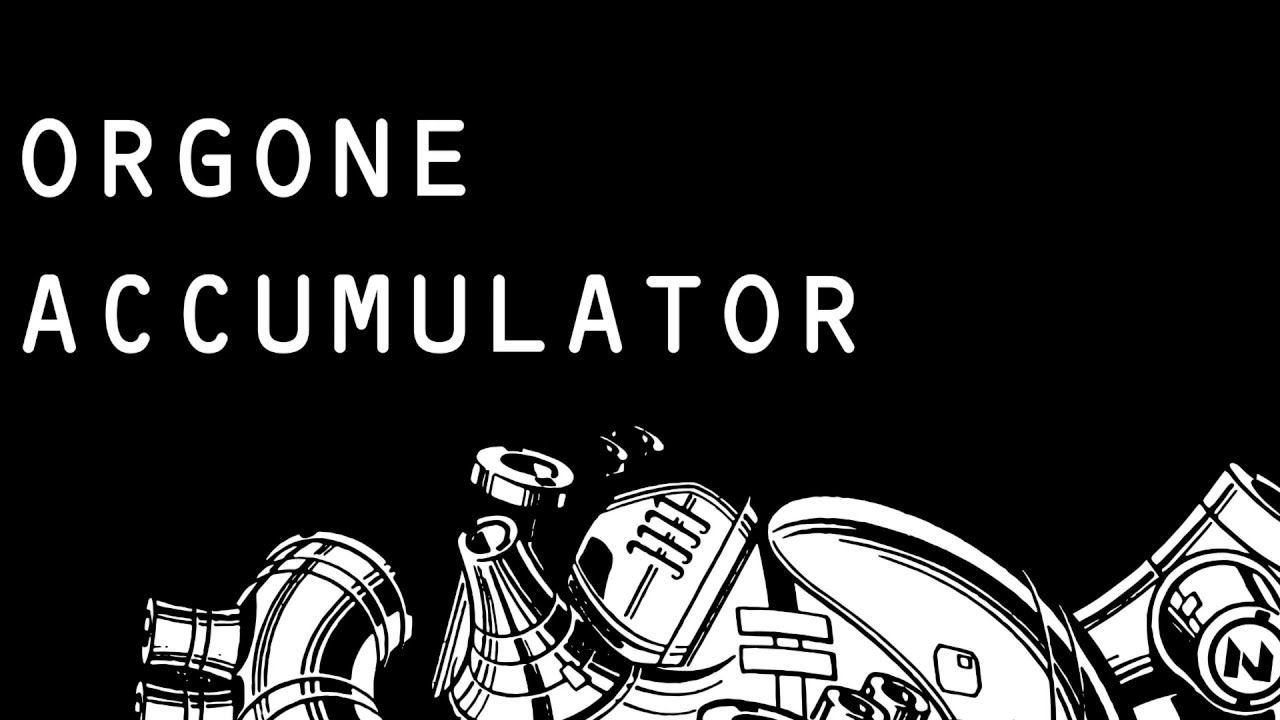 how to make an orgone accumulator