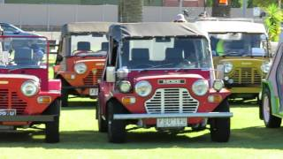 2016 Easter 156 Mokes from across Australia gathered at Shepparton ...