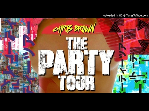 Chris Brown - Party (Live at The Party Tour) [Studio Version]