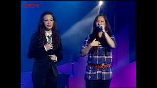 2011/11/19 Janice衛蘭 + JW - 男人信什麼Live @ 第八屆勁歌王頒獎典禮