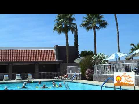 Sun Vista Rv Resort Yuma Arizona Youtube