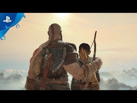 God of War - Memories of Mother Trailer (performed by Eivør) | PS4