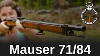 Minute of Mae: German Mauser 71/84