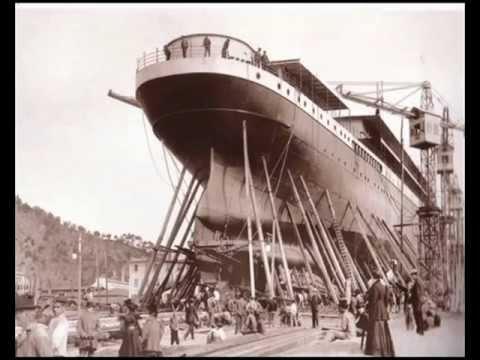 Un secolo di naufragi