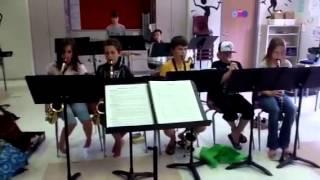 nmes grade 4 5 band sing sing sing