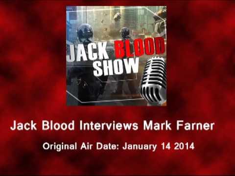 The Jack Blood Show 1.14.14 w/ Mark Farner (Grand Funk Railroad)