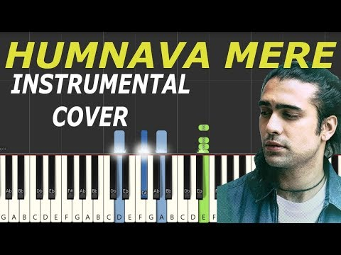 Humnava Mere Song   Santoor Instrumental   Jubin Nautiyal