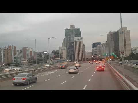 Seoul City Tour South Korea  6th Oct 2017