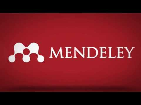 What is Mendeley?