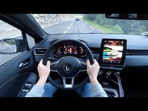 2020 Renault Clio 5 || POV Test Drive || Welcome Aboard.