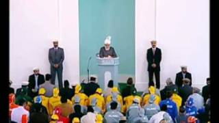 Friday Sermon : 21st May 2010 - Part 1 (Urdu)