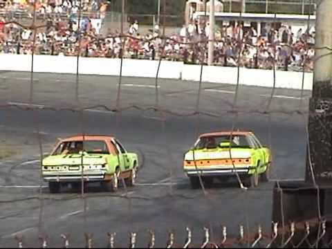 Seekonk Speedway Enduro Drag 105 vs 01