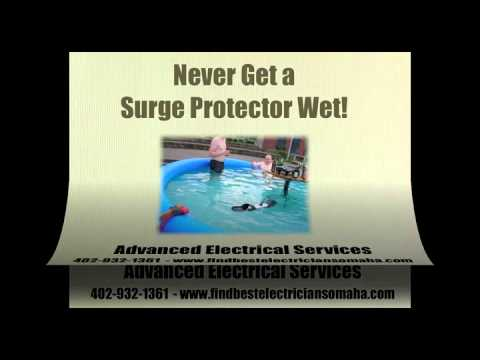Omaha Electrician Teaches Surge Protector Safety Tips