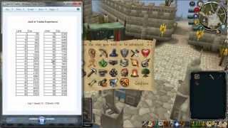 Jack Of Trades Aura Guide - Runescape AKwaspRS