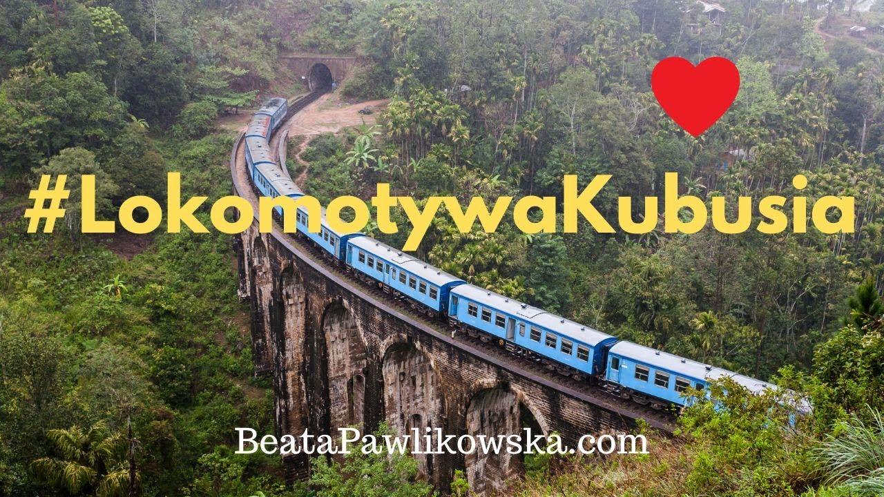 #LokomotywaKubusia, Beata Pawlikowska