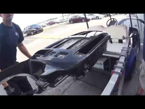 Hydro Dip Or Water Transfer Printing A Dash Of Car Or Van