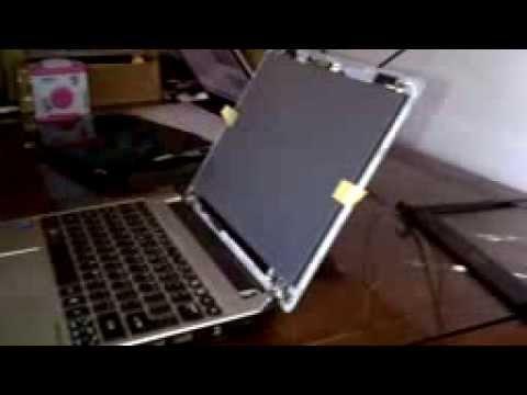 Cara Mengganti Sendiri LCD Laptop Netbook ASUS