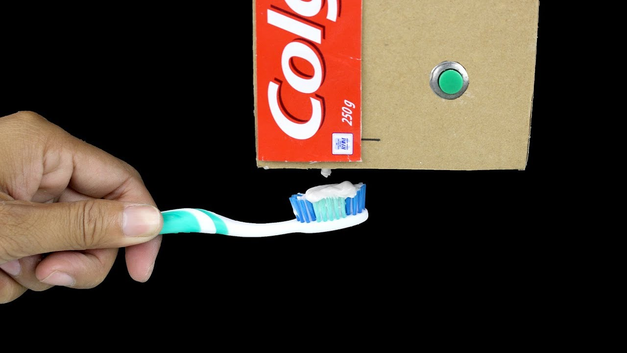 how to make toothpaste at home