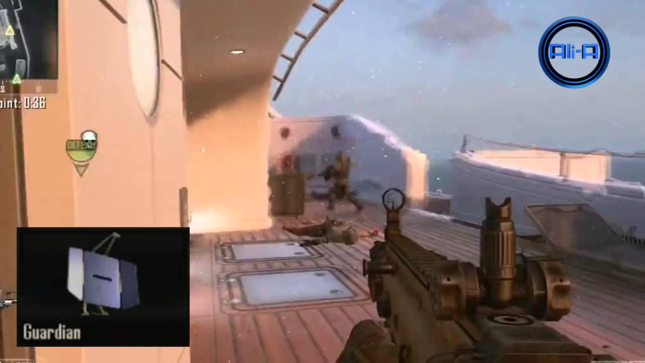 BLACK OPS 2 multiplayer GAMEPLAY& MP7, SCAR, Crossbow & more! - Call of Duty- BO2 Online