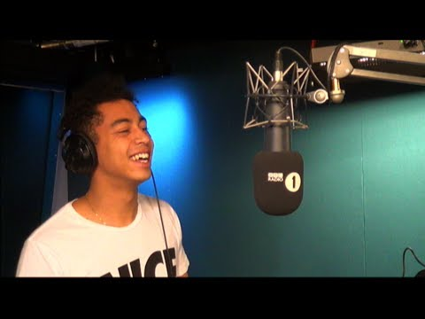 Matt Edmondson VS Jordan From Rizzle Kicks Rap Battle
