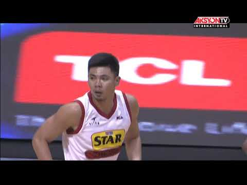 PBA HIGHLIGHTS: GLOBAL PORT VS STAR  SEPT 15, 2017