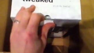 Tweaked Audio Eddie Headphones unboxing and review