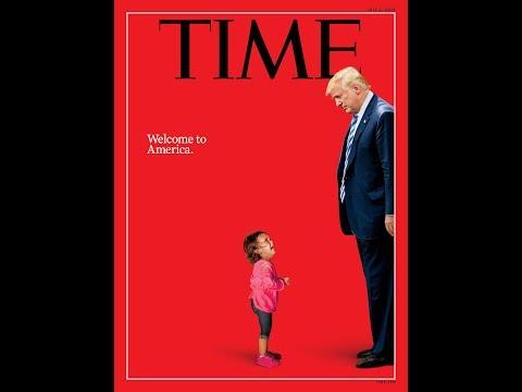 Donald Trump Separates Migrant Children from their Parents