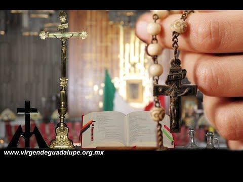 Rezo del Santo Rosario, 14 de marzo de 2018, 17:00 hrs.