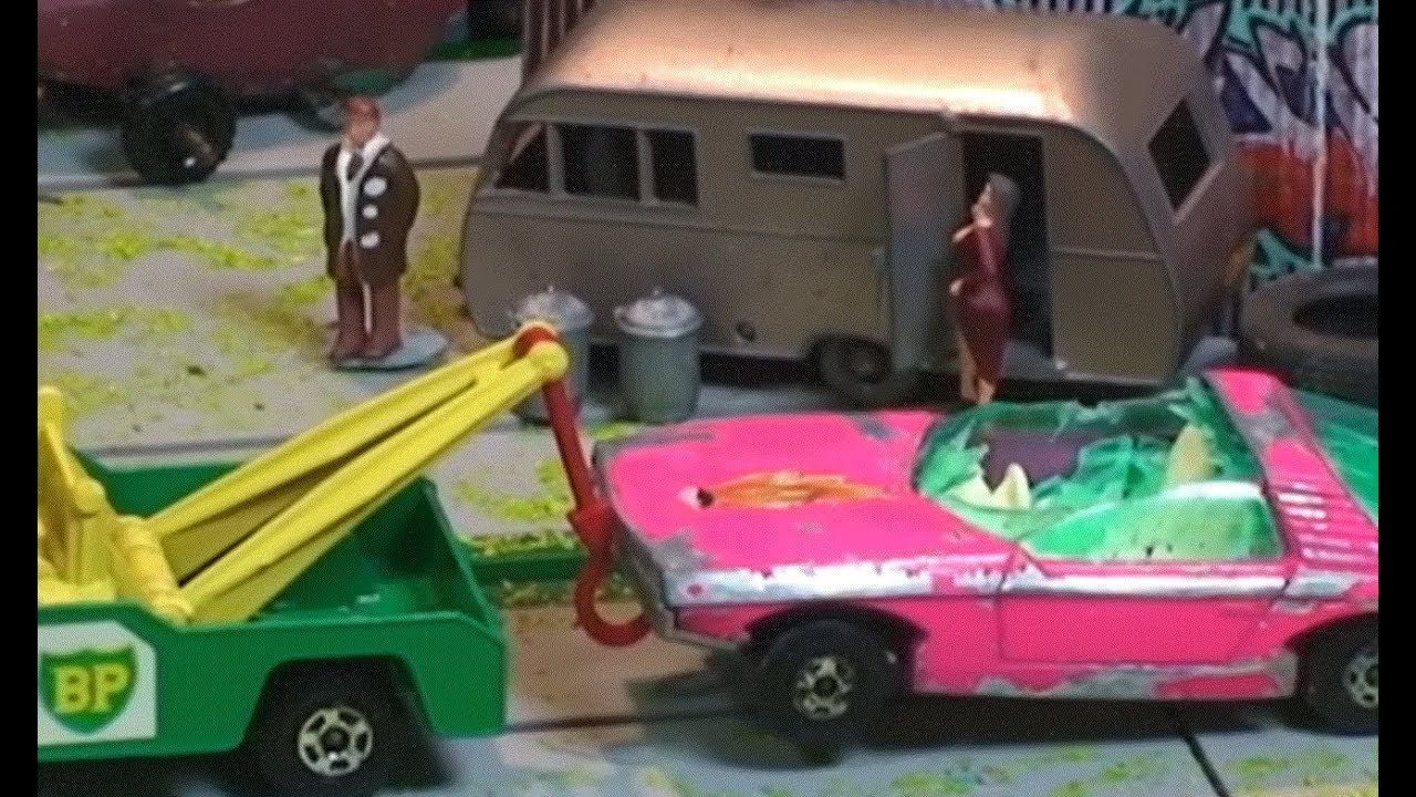 Old Toy Cars Made Good Matchbox Cars Videos for Kids - coche de ...