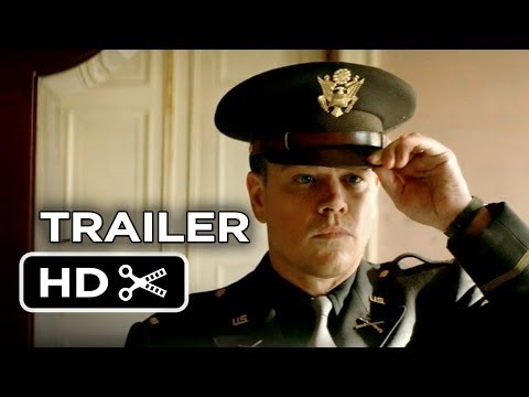 BIFF (2014) - The Monuments Men Trailer - Matt Damon, George Clooney Movie HD