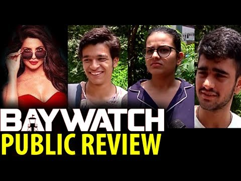 BAYWATCH : India Public REVIEW | Priyanka Chopra