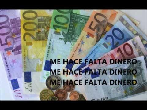 El Arrebato,Me hace falta dinero(CON LETRA)