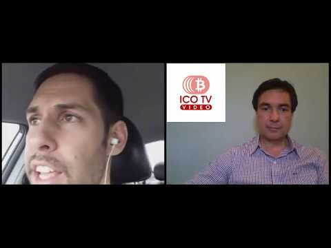 Faceter ICO Interview // ICO TV VIDEO